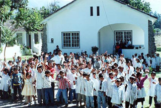 picture of Hospitals of Hope clinic in Bolivia