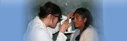 Medical missions in Bolivia